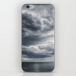 Storm Clouds Rolling In iPhone Skin