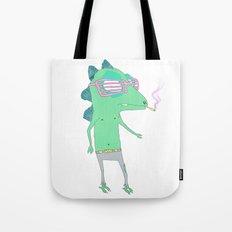 Sensasaur Tote Bag