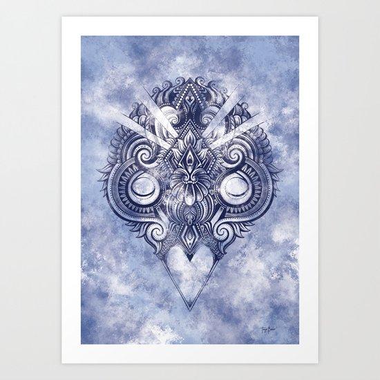 Meditation III Art Print
