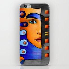 Terramessia - fantasy beauty iPhone Skin