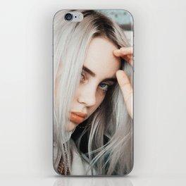 Billie Eilish iPhone Skin