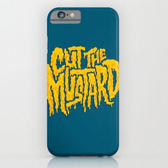 Cut The Mustard iPhone & iPod Case