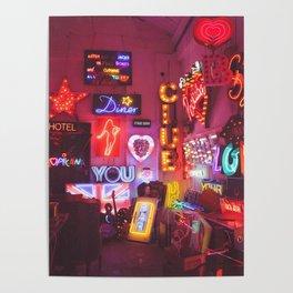 God's own junkyard Poster