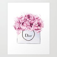 Fashion print,Wall Decor, Poster,Lips eyelashes print,Beauty print,Pink Lips Makeup Print prints mak Art Print