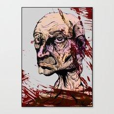 Guilty Canvas Print