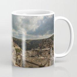 Italian landscapes - Matera Coffee Mug