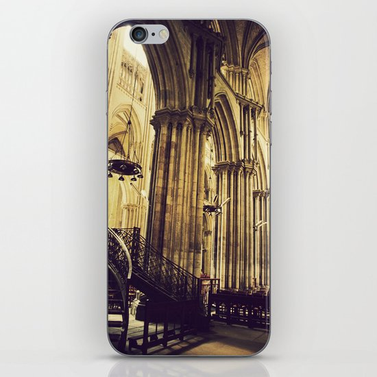 The Cathedral II iPhone Skin