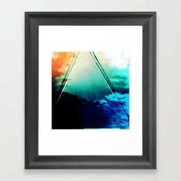 """Berserker Generator"" Album Artwork Framed Art Print"