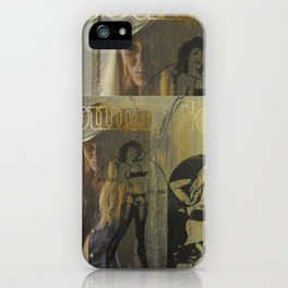 Country Gold iPhone Case