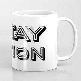 #staycation Coffee Mug