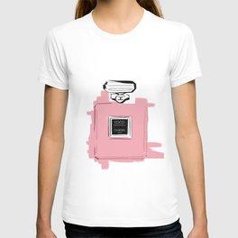 Pink perfume #6 T-shirt