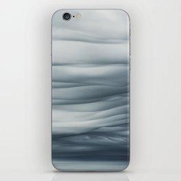 Undulatus Asperatus Clouds iPhone Skin