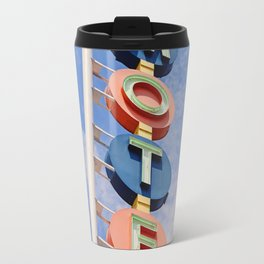 Vintage Motel Travel Mug