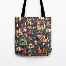 Schema 15 Tote Bag