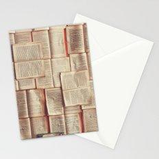 Novel days Stationery Cards
