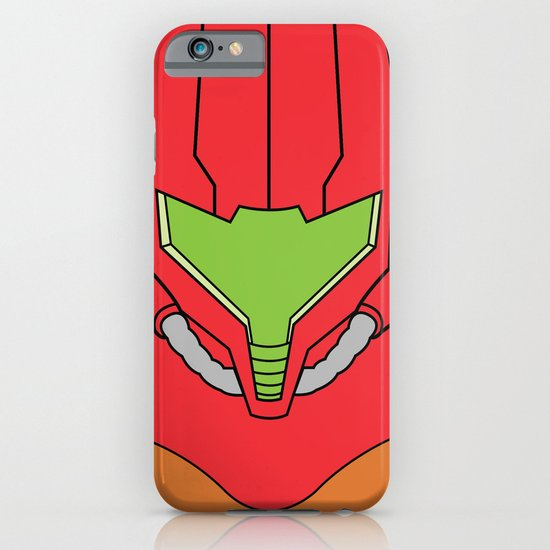 Minimalist Samus iPhone & iPod Case