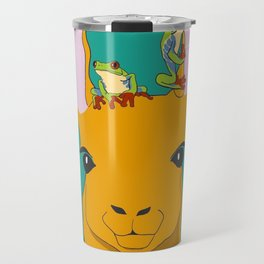Froglama Travel Mug