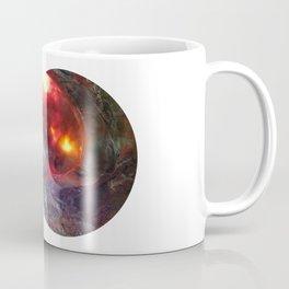 Flaming Seashell 5 Coffee Mug