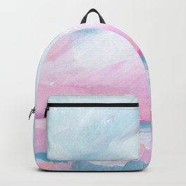 Euphoria - Bright Ocean Seascape Backpack
