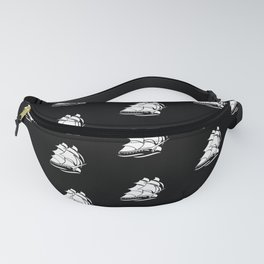 Old Tall Sailing Ship Fanny Pack
