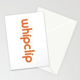 white logo Stationery Cards