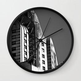 Chrysler Building, NYC Wall Clock