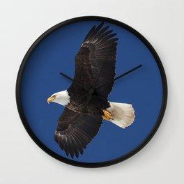 Soaring High Wall Clock