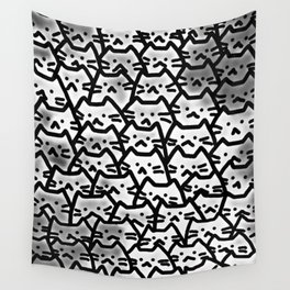 cats 108 Wall Tapestry
