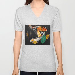 Around and About Unisex V-Neck