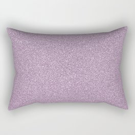 Modern abstract lavender lilac girly glitter Rectangular Pillow