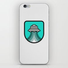 Alien Spacecraft iPhone & iPod Skin