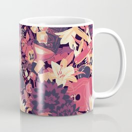 Black Dahlia (Blood Variant) Coffee Mug