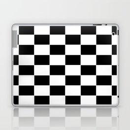 Checkerboard pattern Laptop & iPad Skin