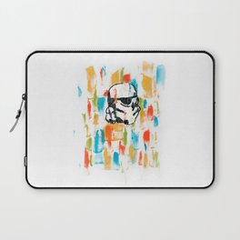 """Join the BRIGHT side.""  Laptop Sleeve"