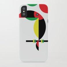 Tucan iPhone X Slim Case