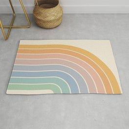 Gradient Arch - Rainbow III Rug