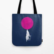 Bubble Moon Tote Bag