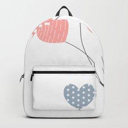 Love Balloons Backpack