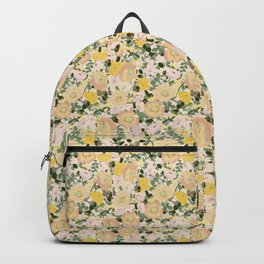 Golden Poppies Backpack