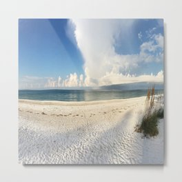Beachy. Metal Print