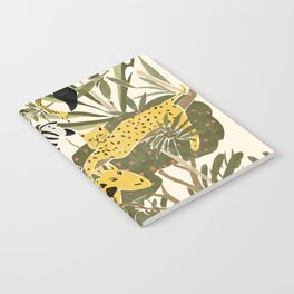 Th Jungle Life Notebook