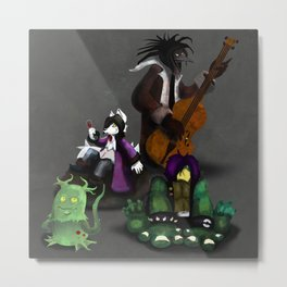 The Geryon Trio Metal Print