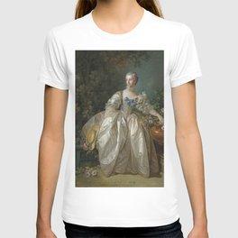 François Boucher - Madame Bergeret T-shirt