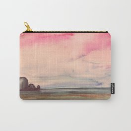 Melancholic Landscape Carry-All Pouch