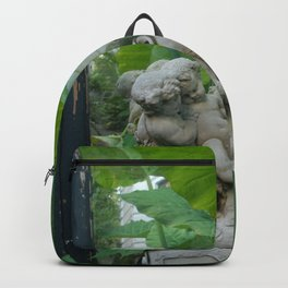 Cherubs at Play in the Garden Backpack