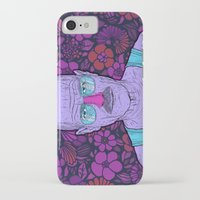 cook iPhone & iPod Cases featuring Cook (fiolet) by Lime