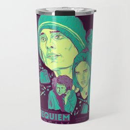 Requiem For A Dream Travel Mug