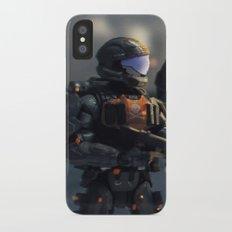 Helljumpers Slim Case iPhone X