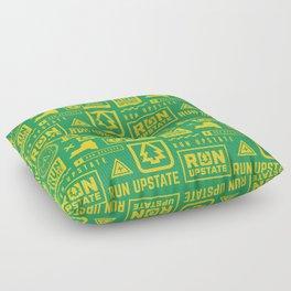 Run Upstate Floor Pillow