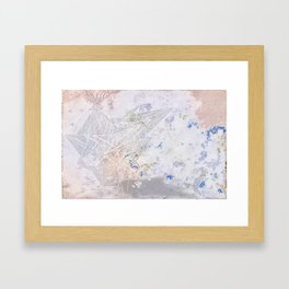 space joiner Framed Art Print
